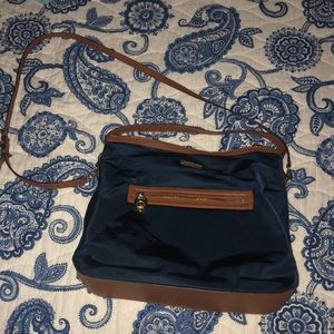 Navy Blue Michael Kor's large bag